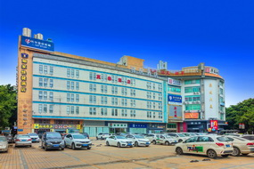 驿居酒店-广州番禺洛溪大桥店